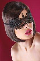 маска Mask Black Model 12, цвет черный, размер OS - Livia Corsetti