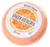 Бомбочка для ванны «Брызги апельсина» с ароматом апельсина - 70 г - Toyfa
