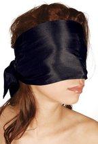 Широкая повязка-шарф на глаза Bad Kitty Bondage Scarf, цвет черный - ORION