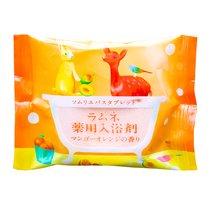 Расслабляющая соль-таблетка для ванн с ароматом манго и апельсина 40 г - Charley