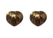 Золотистые пэстисы Rand, цвет золотой - Lola Lingerie