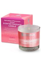 Массажная свеча DONA Scented Massage Candle Flirty Aroma: Blushing Berry 135 г - DONA by JO