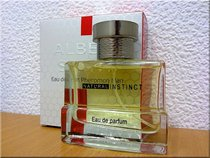 Мужская парфюмерная вода с феромонами Natural Instinct Albert Sport - 100 мл - Парфюм Престиж