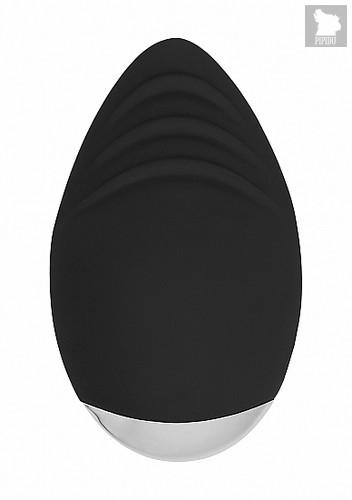 Вибростимулятор Nanci 10 Speed Black SH-SIM056BLK, цвет черный - Shots Media