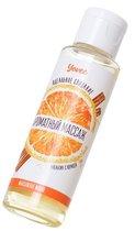 Масло для массажа «Ароматный массаж» с ароматом апельсина и корицы - 50 мл - Toyfa