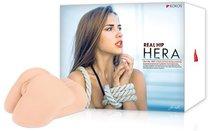 Мастурбатор полуторс Hera RealHip, цвет телесный - Kokos