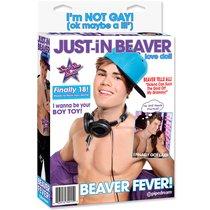 Секс-кукла Just-In Beaver (Джаст-Ин Бивер)