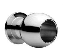 Средний анальный расширитель Medium Abyss 1.7 Inch Hollow Anal Dilator - 6,6 см. - XR Brands