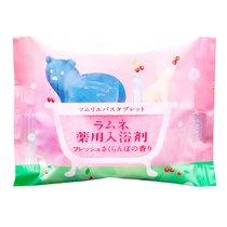 Расслабляющая соль-таблетка для ванн с ароматом цветущей сакуры 40 г - Charley