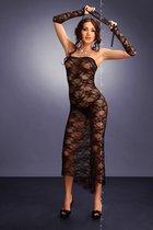 Платье Branca, цвет черный, L-XL - Me Seduce