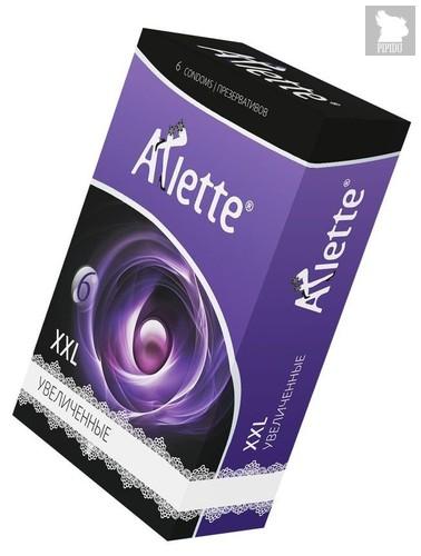 Презервативы Arlette XXL увеличенного размера - 6 шт. - Arlette