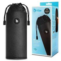 УФ-стерилизатор для игрушек от b-Vibe, цвет черный - B-vibe