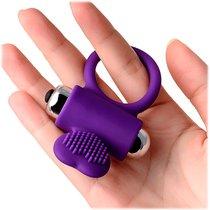 Фиолетовое кольцо с вибрацией JOS Pery, цвет фиолетовый - Jos