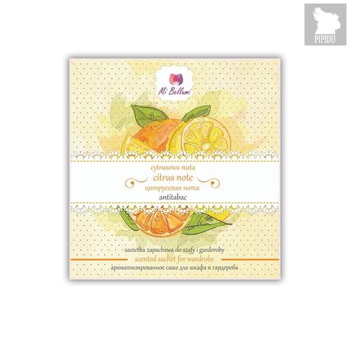 Ароматическое саше для дома с ароматом цитрусовых - Роспарфюм