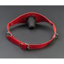 Кляп Sitabella закрытый, цвет красный - Sitabella (СК-Визит)