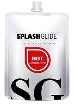 Возбуждающий лубрикант на водной основе Splashglide Hot Stimulative - 100 мл. - Splashglide