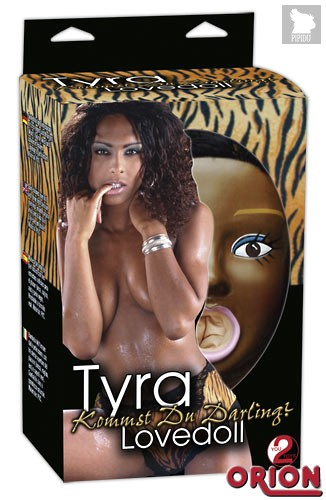 Секс-кукла Mystery Taira, цвет мулат - ORION