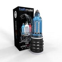Голубая гидропомпа Hydromax X30 Wide Boy, цвет синий - Bathmate