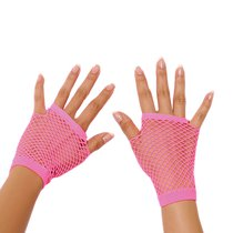 Митенки Wrist Length Fishnet Gloves, OS - Electric Lingerie
