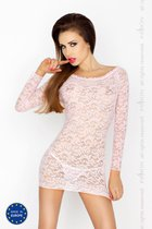 Сорочка Yolanda, цвет розовый, 2XL-3XL - Passion