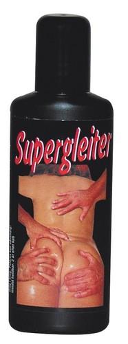 Массажное масло Supergleiter Lube - 50 мл. - ORION