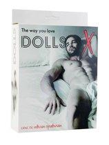 Надувная секс-кукла мужского пола, цвет телесный - Toyfa