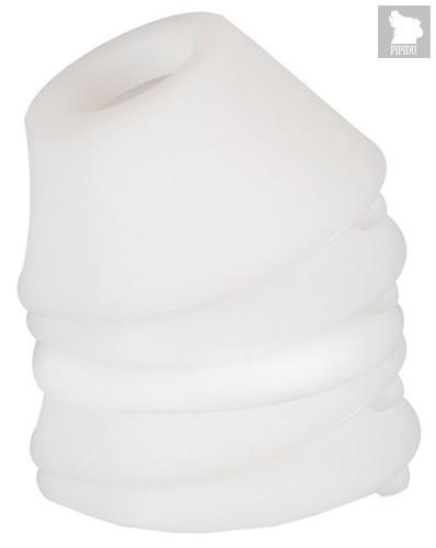 Набор из 5 сменных насадок для стимулятора Womanizer, цвет белый - Epi24