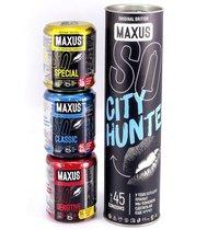 Набор презервативов MAXUS City Hunter - maxus