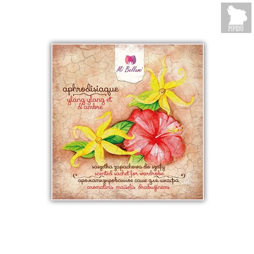 Ароматическое саше для дома с ароматом иланг-иланга - Роспарфюм