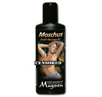 Массажное масло Magoon Muskus - 100 мл - ORION
