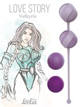 Набор Сменных Вагинальных Шариков Love Story Valkyrie Purple 3013-03lola - Lola Toys