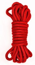 Красная веревка Do Not Disturb - 5 м., цвет красный - Lola Toys