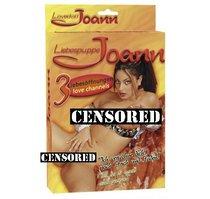 Надувная секс-кукла Joahn, цвет телесный - ORION