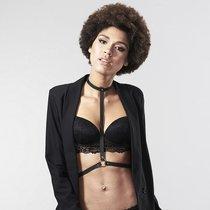 Bijoux Упряжь MAZE-I Harness черная - Bijoux Indiscrets