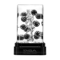 Прозрачный мастурбатор Tenga Crysta Ball, цвет прозрачный - Tenga