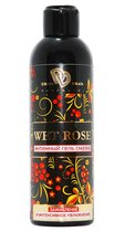 Интимный гель-смазка WET ROSE 200 мл, цвет прозрачный - BioMed-Nutrition
