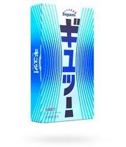 Презервативы Sagami 6 FIT V с волнообразной текстурой - 12 шт. - Sagami