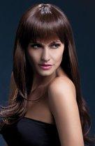 Каштановый парик Sienna, цвет коричневый, S-L - Fever
