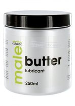 Анальный лубрикант MALE Cobeco Butter Lubricant - 250 мл. - Cobeco