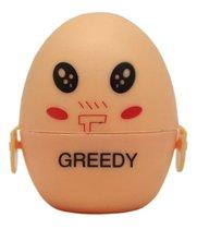 Желтый мастурбатор-яйцо GREEDY PokeMon, цвет желтый - Eroticon
