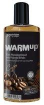 Разогревающее масло WARMup Coffee - 150 мл - Joy Division