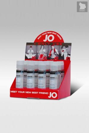 Набор силиконовых охлаждающих лубрикантов JO Premium COOL12х30мл в боксе - System JO