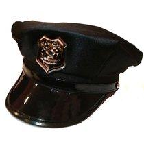 Фуражка полицейского, цвет черный - Le Frivole