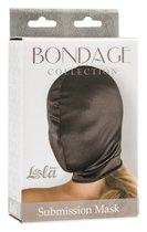 Глухая шлем-маска Submission Mask - Lola Toys