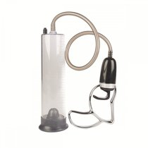 Вакуумная помпа Precision Pump Intermediate, цвет прозрачный - California Exotic Novelties