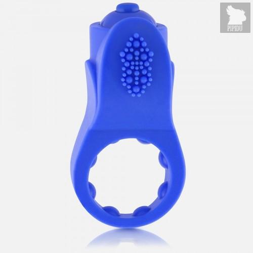 Screaming O Виброкольцо PrimO Apex синее - Screaming O