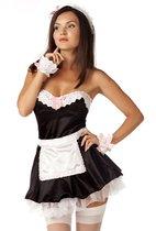 """Игровой костюм """"Домработница"""", цвет черный, S-M - Le Frivole"""