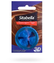 Насадка стимулирующая Sitabella 3D Шоколадное чудо с ароматом шоколада - Sitabella