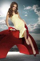 """Платье """"S006"""", цвет лимонный, размер S - Miran"""
