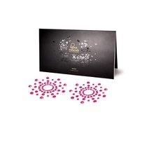 Bijoux Украшение на грудь MIMI розовое - Bijoux Indiscrets